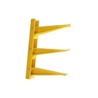 玻璃钢电缆支架 预埋式电缆支架 复合式电缆支架