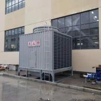 BY-H-100T本研方形橫流式冷卻塔
