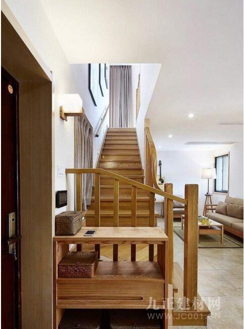 家装楼梯设计效果图5
