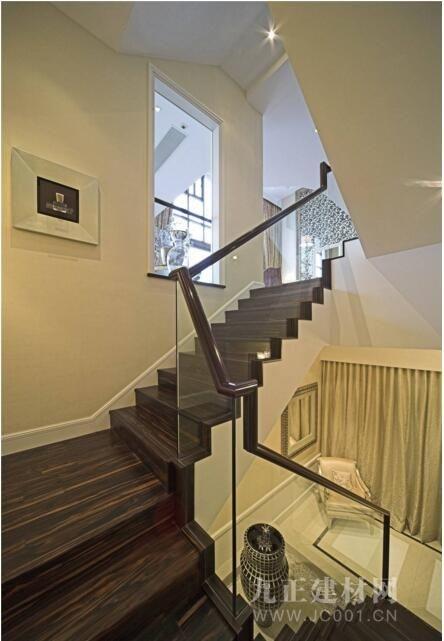 家装楼梯设计效果图6