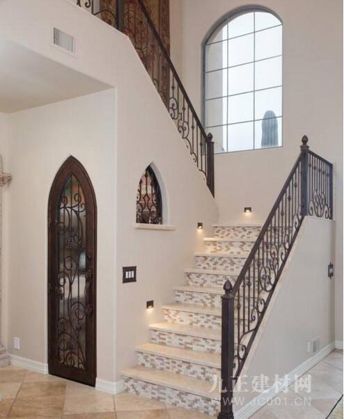 家装楼梯设计效果图7