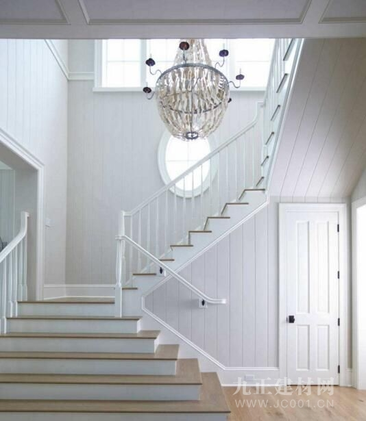 家装楼梯设计效果图8