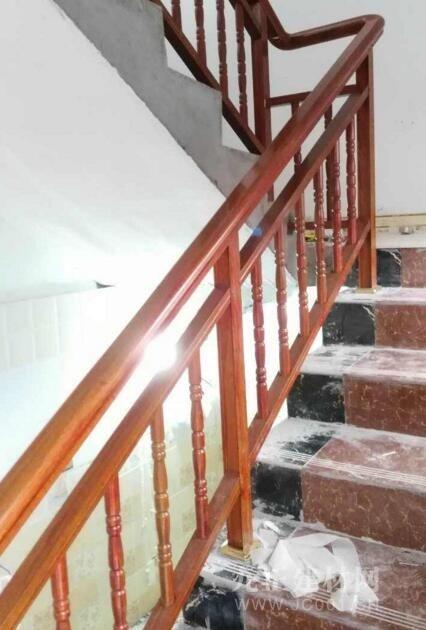 铝合金楼梯扶手图片1