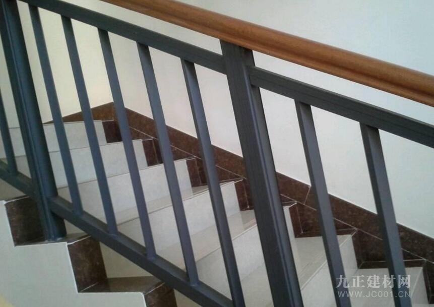 铝合金楼梯扶手图片2