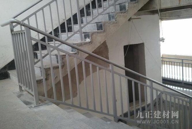 铝合金楼梯扶手图片3