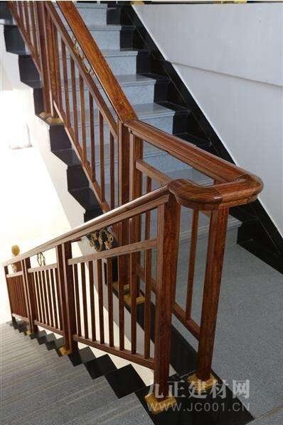 铝合金楼梯扶手图片5