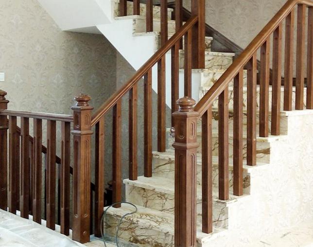 实木楼梯立柱
