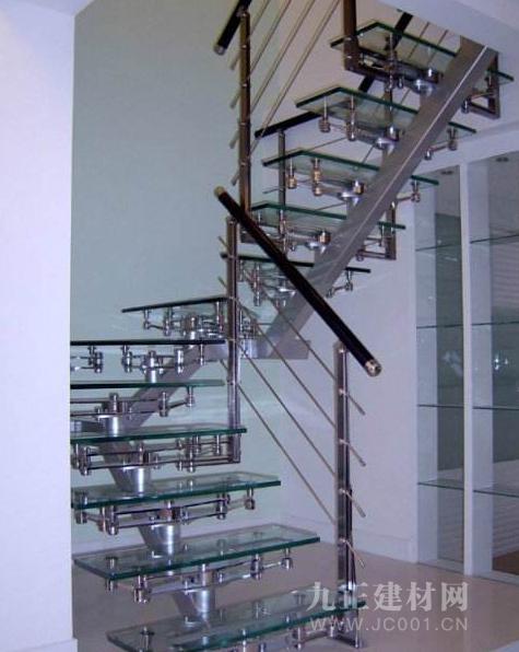 门面房楼梯效果图1