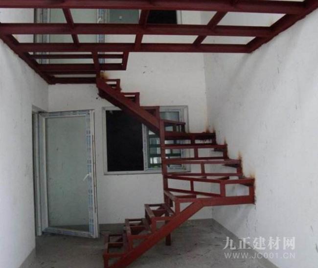 门面房楼梯效果图3