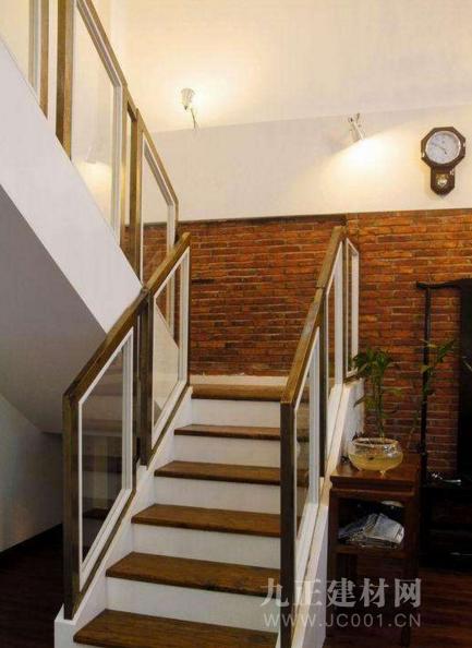 门面房楼梯效果图7