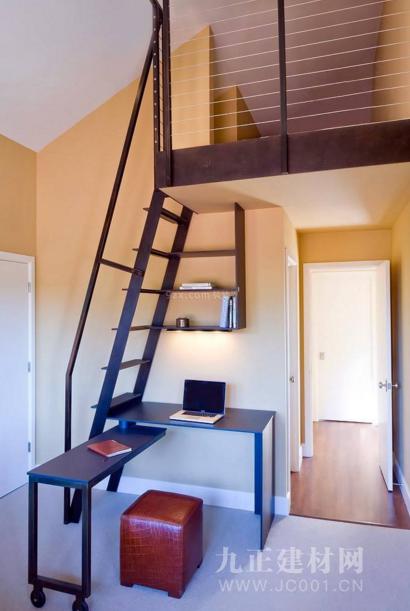门面房楼梯效果图6