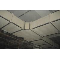 纤维增强硅酸盐板防火板,钢梁防火包敷硅酸盐板