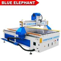 宿迁自动木雕机 蓝象1325全自动数控开料机 PVC板雕刻机