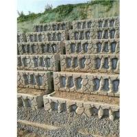 生态护坡砖模具 批发生态护坡模具模盒 河道生态护坡模具