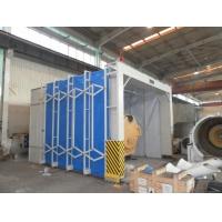 设备环保喷漆房_提高工作效率,质量有保证
