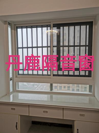 黄山远方的老家窗户容易进灰尘安装隔音窗来阻挡