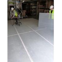 塑料地板防护板,装修垫地板