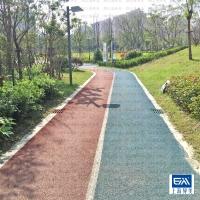 水泥植草混凝土,透气透水绿色环保,施工方便