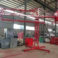 貴陽布料機 12-18米手動電動內爬式布料機 現貨直發