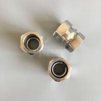 不锈钢卡簧自固式接头,不锈钢管接头