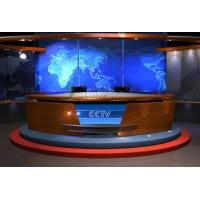 新款:非编台 播音台 广播 电视台 播音桌访谈桌