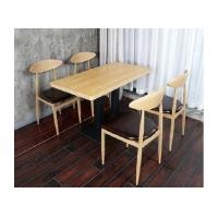 优质茶餐厅桌椅 港式餐厅桌椅