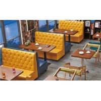 精品餐厅桌椅茶餐厅桌椅人造石餐桌人造石火锅桌款式齐全!