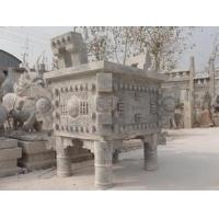 深圳干挂石材-巴赛罗娜-白砂米黄-橙皮红 石材厂家