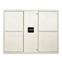 学校书包柜丨教室智能书包柜