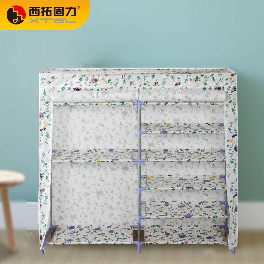 GL-B120-11  简易鞋柜