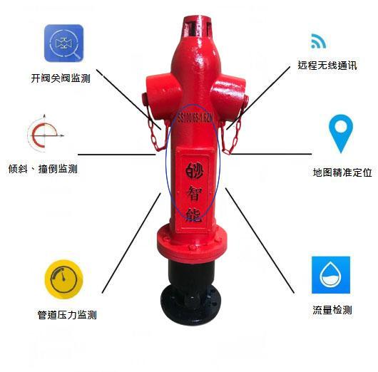 智能消火栓廠家,廣東智能栓取水栓,福建白沙智能消防栓