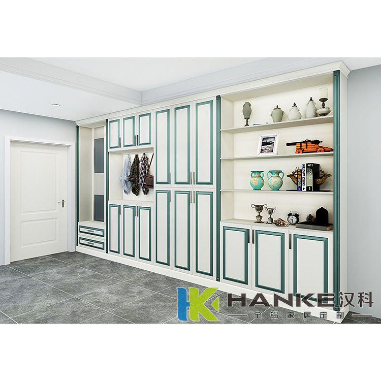 全铝入户柜系列-汉科全铝家居