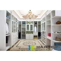 全铝衣柜系列-汉科全铝家居