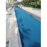 抚州彩色沥青流程彩色沥青市政公司