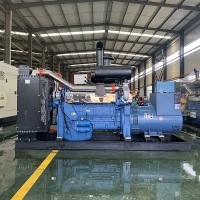 200kw千瓦柴油发电机组 山东康明斯工厂发货