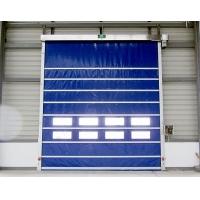 車間高效節能保溫防蚊蟲工業快速卷簾門