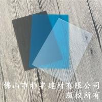 3mm耐力板,聚碳酸酯卷材片材,透明湖蓝草绿茶色现货