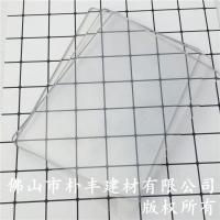 pc实心透明塑料板,聚碳酸酯透明塑料板厂家