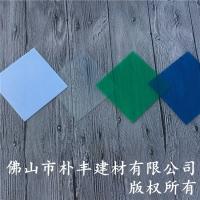 1.7mm耐力板,透明湖蓝草绿乳白茶色佛山厂家可定尺生产