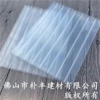 透明PC阳光板-温室大棚-雨棚阳光板厂家