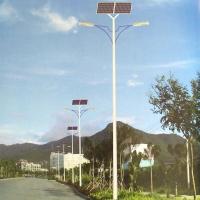 美輪美奐 邯鄲太陽能路燈LED景觀燈高桿燈生產廠家