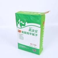 新品供应纸塑复合编织袋 建材阀口冲包袋 砂浆腻子粉