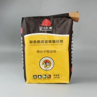 批量供应石膏砂浆多层纸袋 彩印覆膜粘结剂编织袋