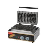 杰亿119六格香酥机烤肠机电热法式玛芬热狗棒商用街边小吃设备