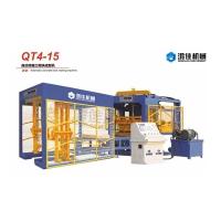鴻佳QT415自動混凝土砌塊成型機