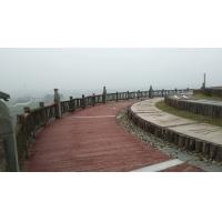 四川防腐木地板,木平台,木栈道,木栏杆,木栈桥等
