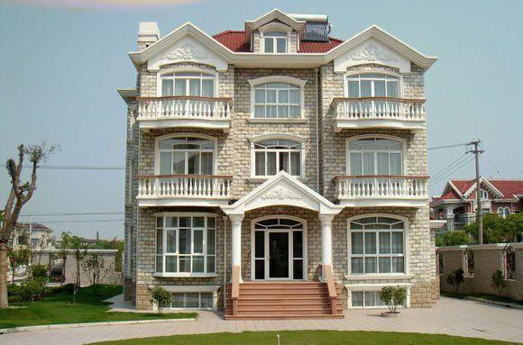 卓锐建房现浇筑免模板保温装饰成型墙体建房新型建房