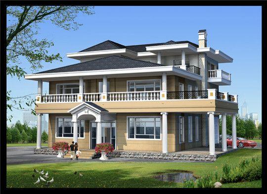 新型建材建房装配式建房免模板建房