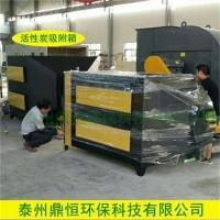 喷漆房VOCs处理活性炭吸附箱