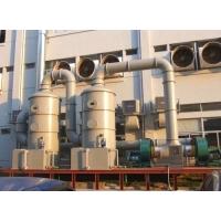 上海PP喷淋塔加工定制环保设备废气处理设备